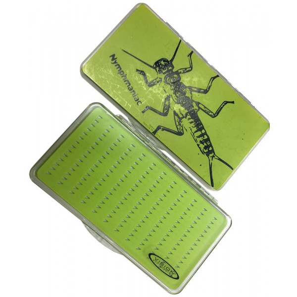 Vision Fly Box SLIM Nymphmaniac