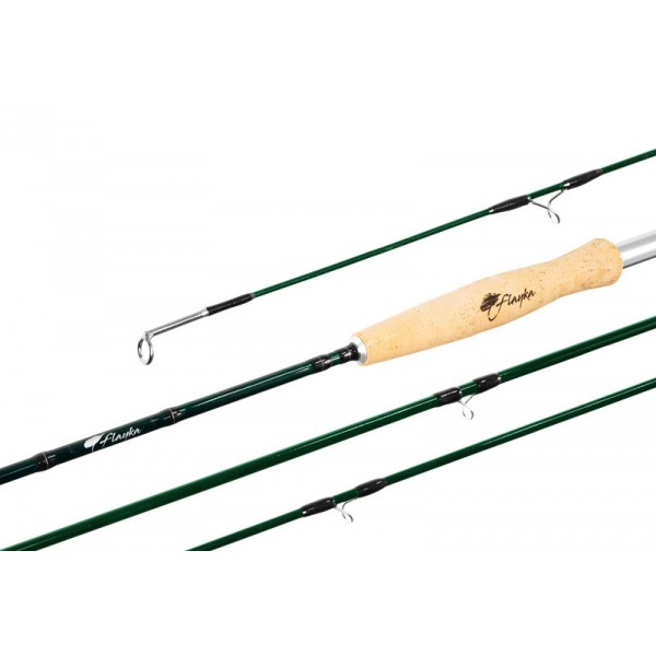 Delphin FLAYKA - fly rod