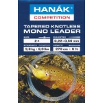 Tapered Knotless Mono Leader