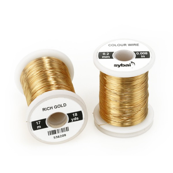 Sybai Colour Wire 0.2 mm / 0,1mm