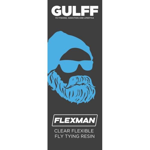 Gulff Flexman 15ml Clear