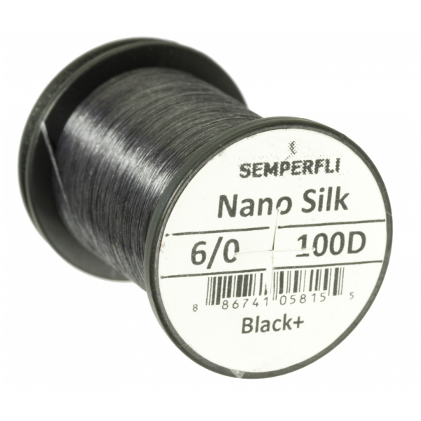 Semperfli Nano Silk 100 Denier 6/0