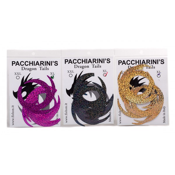 Pacchiarini's Wiggle Dragon Tails XL