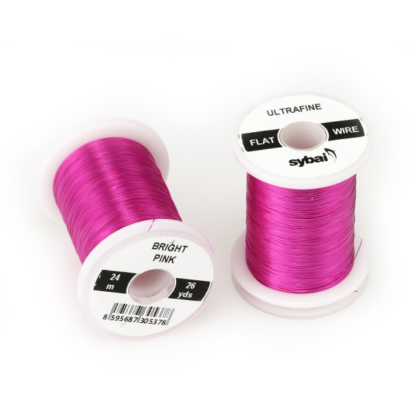 Sybai Flat Colour Wire, Ultrafine