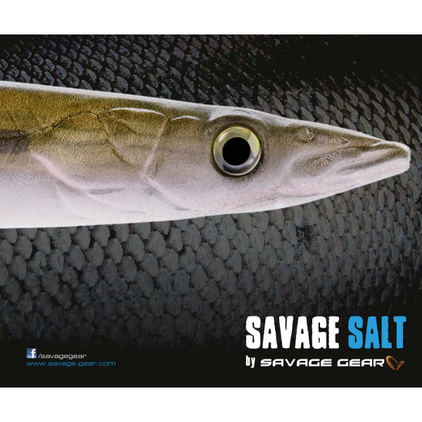 Savage Gear Salt Sandeel 11.0